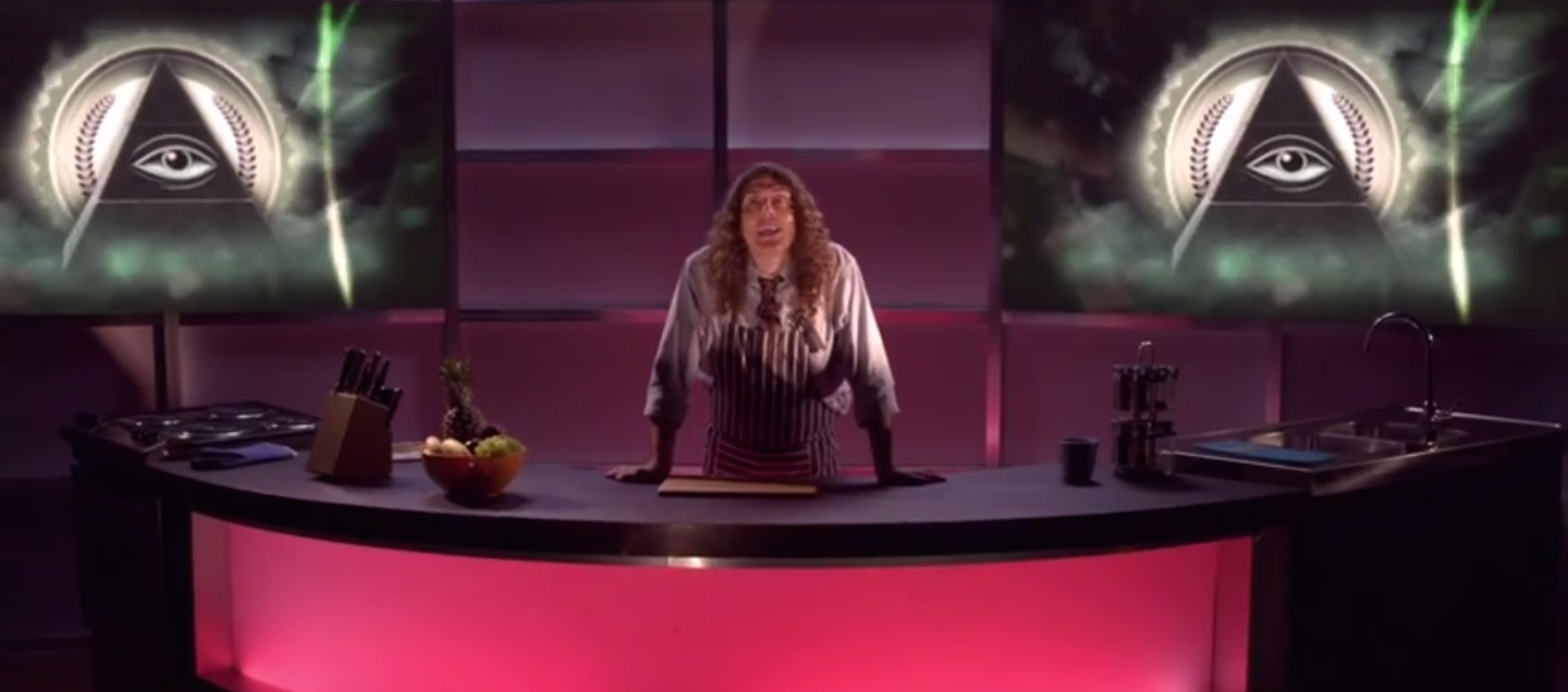 """Week of Weird Al, Day 3: """"Foil"""" is the conspiracy theorists' answer to Lorde's """"Royals."""""""