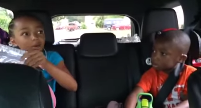 This little boy's reaction to a surprise trip to Disney World is not what his parents were hoping.