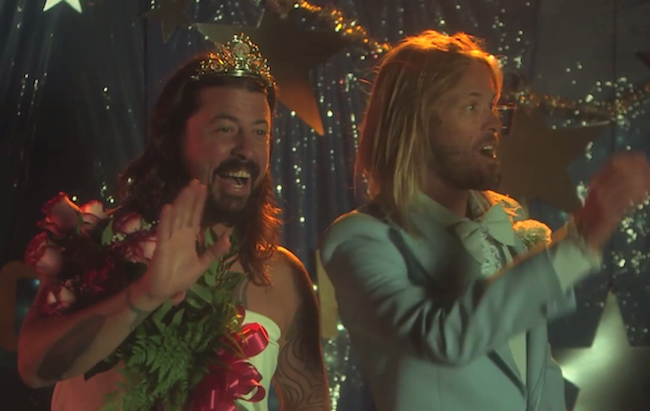 Dave Grohl's Ice Bucket Challenge video is a cinematic game changer.