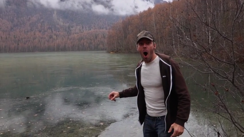 Everyone is freaking out over this cool nature sound an Alaskan guy discovered.