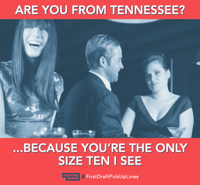 The Painfully Awkward First Drafts Of All Your Favorite Pickup Lines