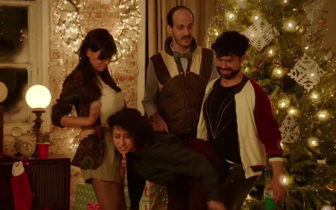 """The ultimate guide for surviving any holiday party, from Abbi and Ilana of """"Broad City."""""""