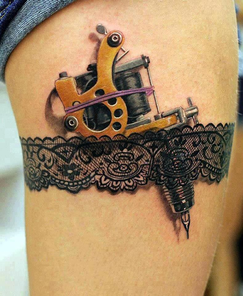 17 awesome tattoos that should last longer than forever.