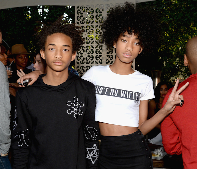 Jaden and Willow Smith gave one of the nuttiest celebrity interviews ever, which is saying something.