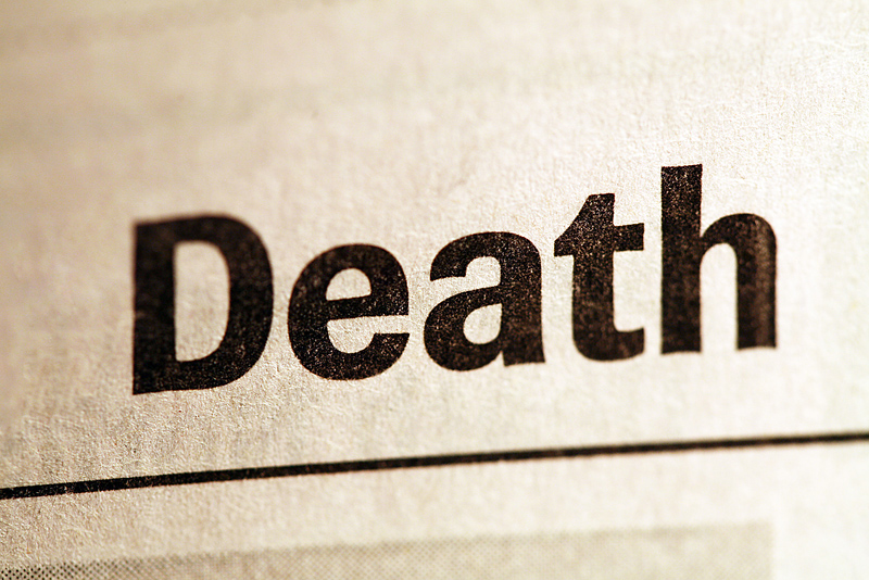 Man's self-written obituary making fun of family and friends had to be printed in the next state over.
