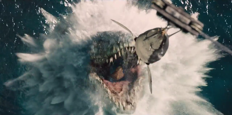 The trailer for 'Jurassic World' has been released, so at least that's good.