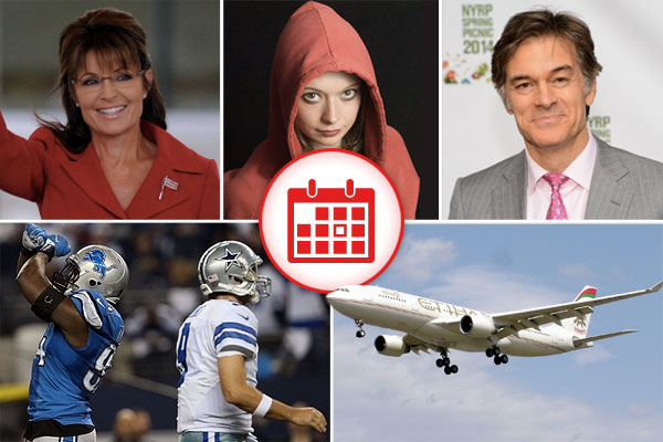 5 Things You Should At Least Pretend To Know Today - January 5, 2015