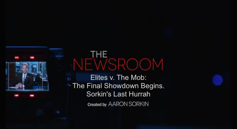 'The Newsroom' Season 3 premiere, recapped in 8 haikus.