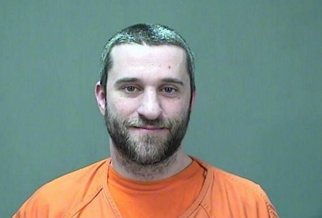 "Dustin ""Screech"" Diamond was arrested for stabbing a guy during a bar fight."