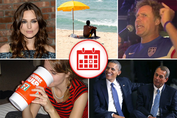 5 Things You Should At Least Pretend To Know Today - June 26, 2014