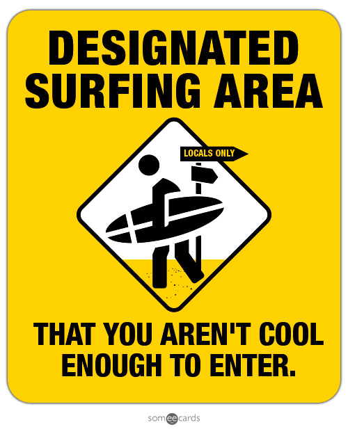10 Warning Signs Beaches Actually Need