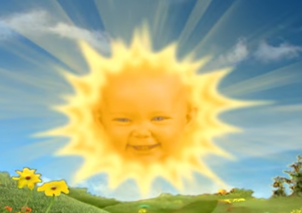 After decades of wondering, we finally know who the baby behind the Teletubbies sun was.