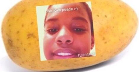 "Meme Alert: ""A potato flew around my room"" is now flying around your Internet."