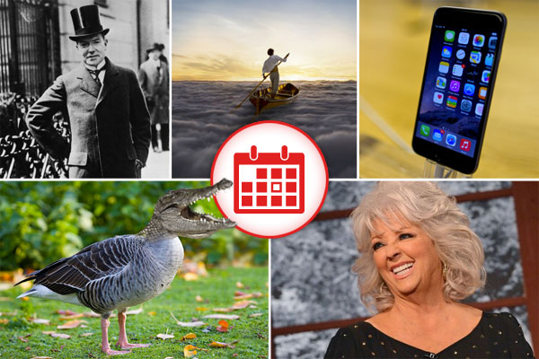 5 Things You Should At Least Pretend To Know Today - September 23, 2014