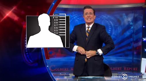 Google responded to Colbert's lawsuit threat with an almost unsettling amount of humor.