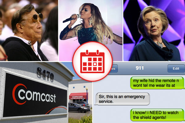 5 Things You Should At Least Pretend To Know Today - May 16, 2014