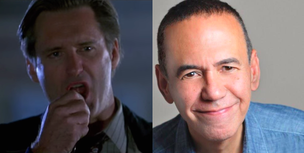 Gilbert Gottfried dubbed himself over the famous speech from Independence Day, and it is way better.