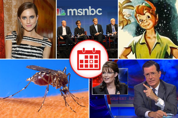 5 Things You Should At Least Pretend To Know Today - July 30, 2014
