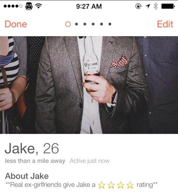 You'd think letting ex-girlfriends review your Tinder profile would be a bad idea. You'd be wrong.