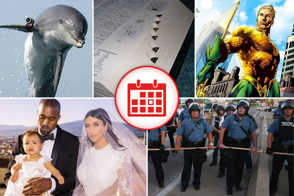 5 Things You Should At Least Pretend To Know Today - August 14, 2014