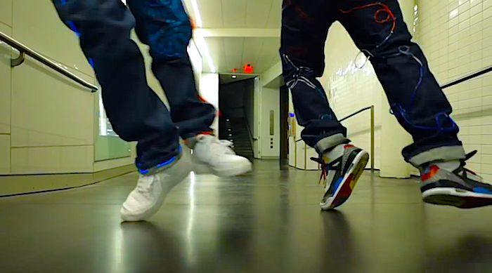 Two cousins merged Memphis Jookin and ballet to create the coolest dance of the year.