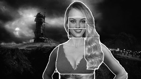 E! made a Frankenstein monster of the 'perfect female celeb.'