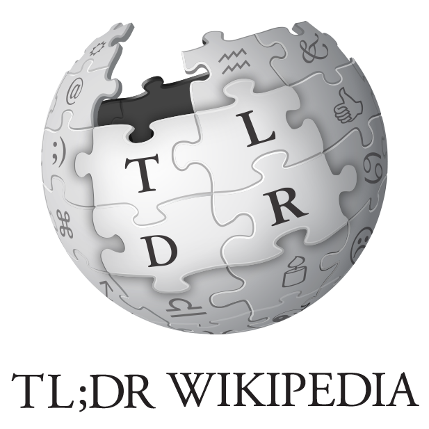 """TL;DR Wikipedia (or """"Too Long; Didn't Read"""" Wikipedia if you're our dad) is now on Someecards.com!"""