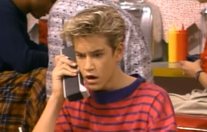 """Saved By The Bell"" to be exposed in unauthorized Lifetime television movie."