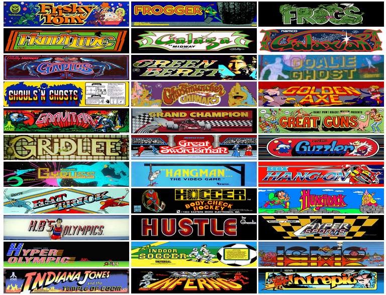 Kiss your free time goodbye: you can now play 900 pre-1996 arcade games online for free.