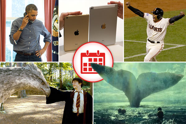 5 Things You Should At Least Pretend To Know Today - October 17, 2014