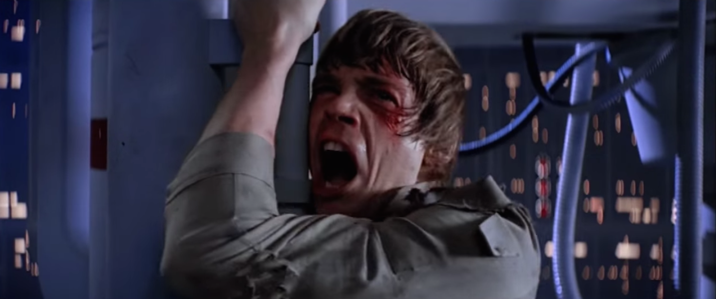 """What the """"Empire Strikes Back"""" trailer would look like if it was made in 2014."""