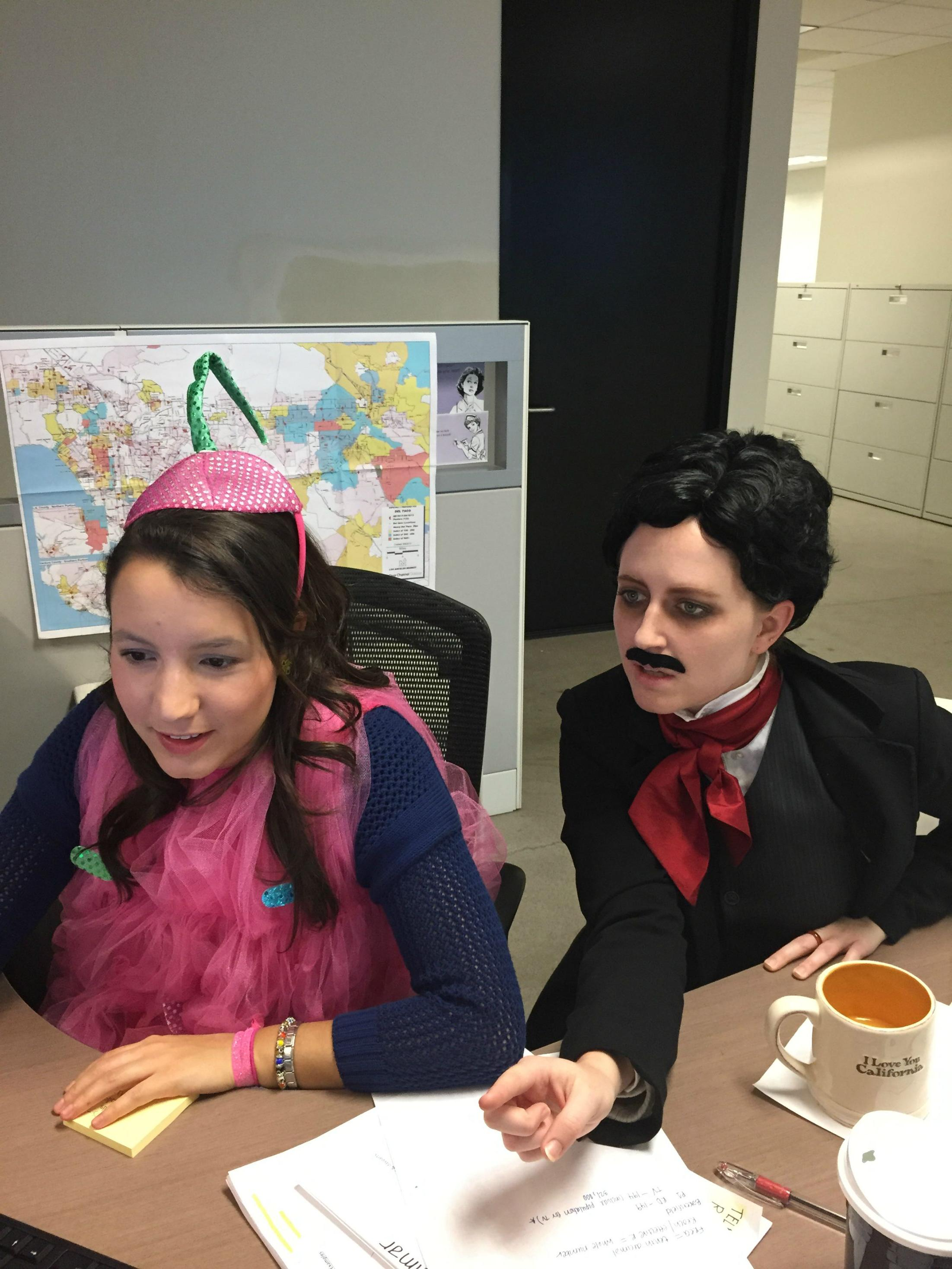 People who totally won wearing a costume to work on Halloween 2014. (UPDATED with your submissions)