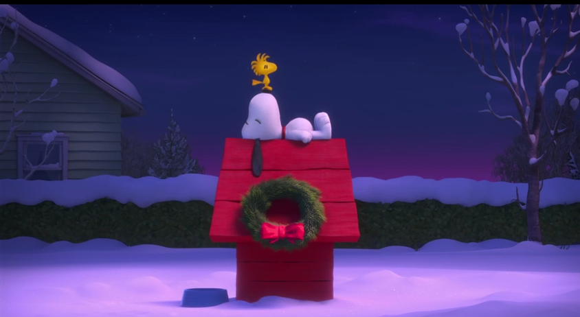 "A new trailer for the first ever ""Peanuts"" movie just hit the web."
