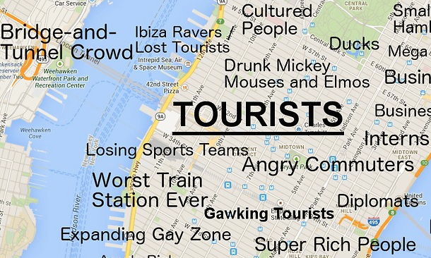 These are the most judgmental city maps that you and your hipster ...