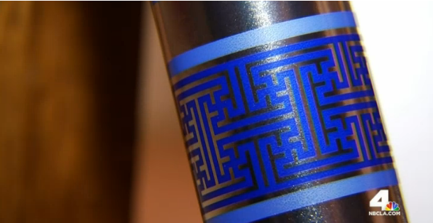 Walgreens has been selling Hanukah wrapping paper with swastikas all over it.