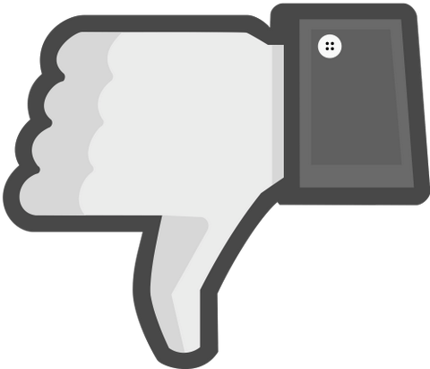 Facebook went down again today. Here's how the world reacted.