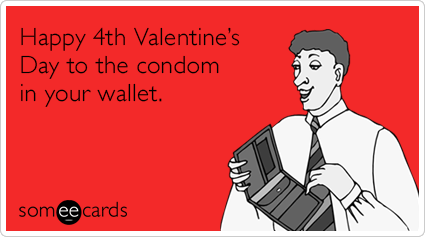 wallet condom sad funny ecard | valentine's day ecard, Ideas