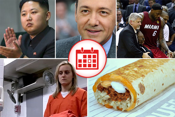5 Things You Should At Least Pretend To Know Today - June 6, 2014