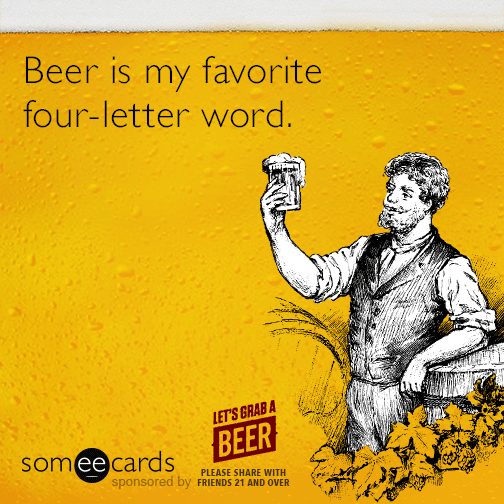 beer is my favorite four letter word national beer day why diet is a four letter word in germany analysis diet is a four letter word meaning