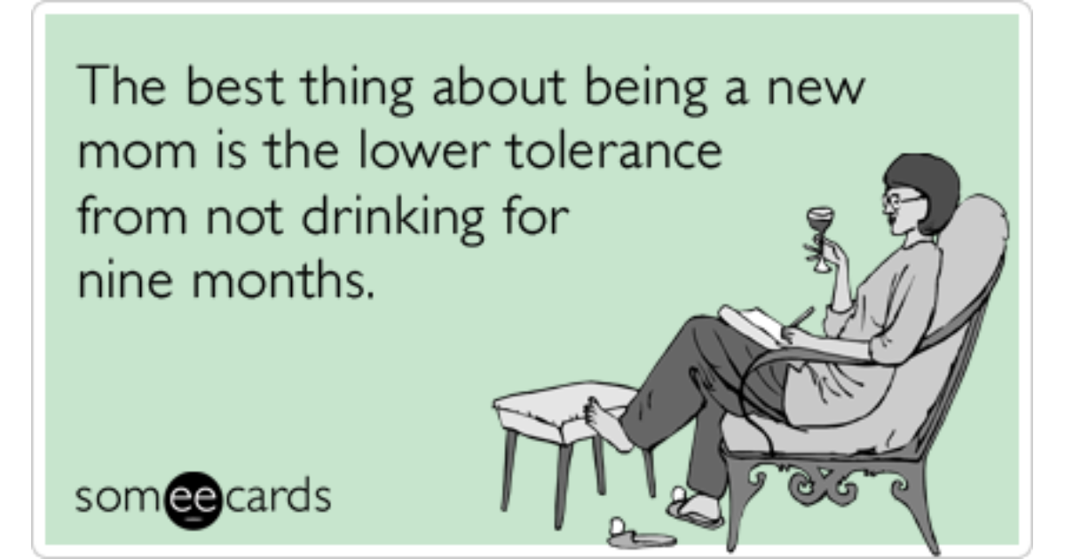 ecards drinking wine - photo #22