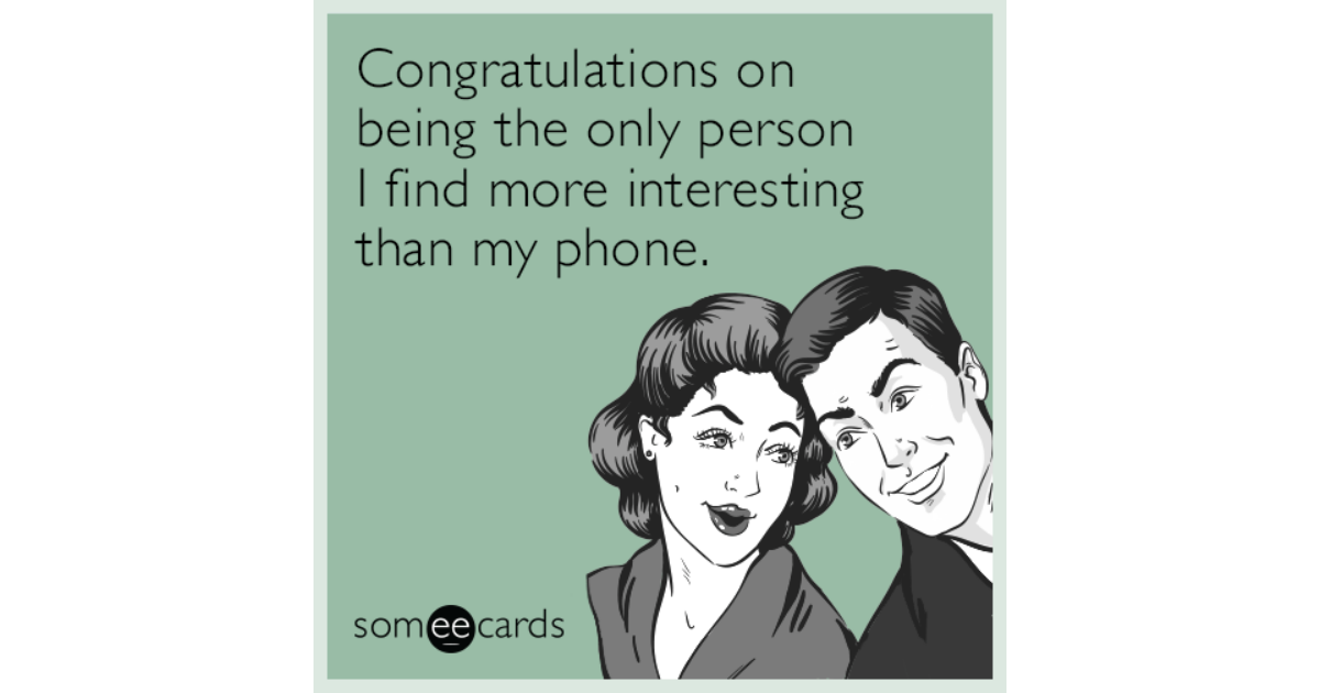 Congratulations on being the only person I find more ...