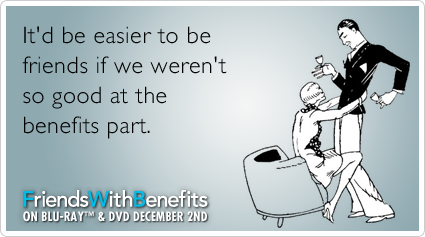 Funny Someecards : Funny friends with benefits memes & ecards someecards