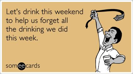 my idea of a fun weekend