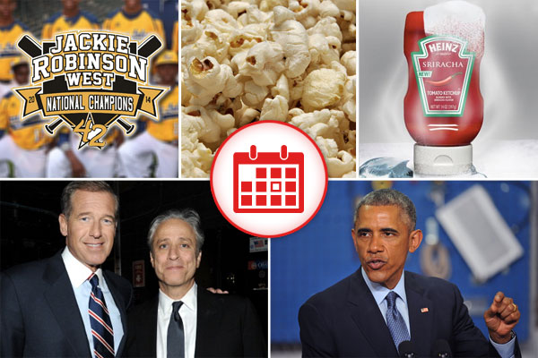 5 Things You Should At Least Pretend To Know Today - February 11, 2015