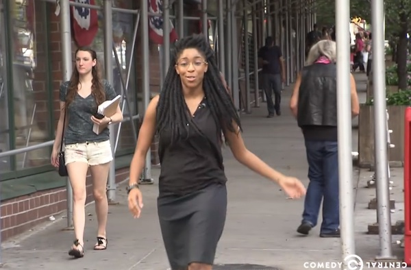 The Daily Show's Jessica Williams explains why catcalling isn't so bad.
