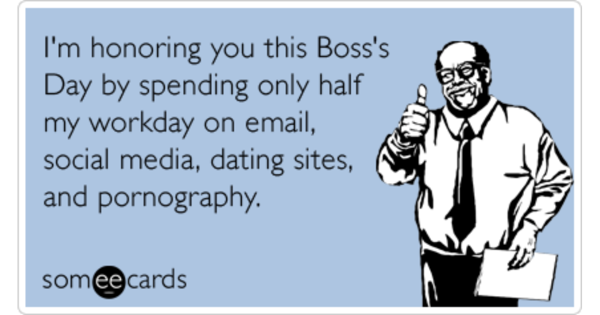 Bosss Day Ecards Free Bosss Day Cards Funny Bosss Day – What to Write on a Birthday Card for Your Boss