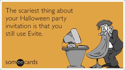 evites halloween