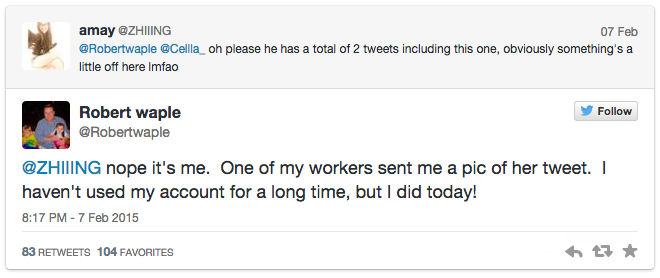 Teenage girl tweets complaint about job she hasn't even started, her boss promptly fires her via Twitter.