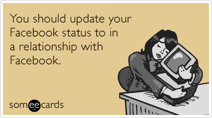 dating status updates what is hookup mean