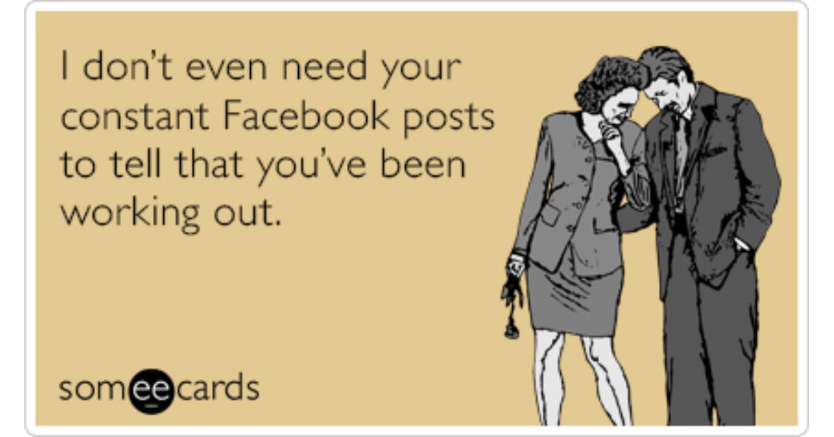 flirting signs on facebook posts:
